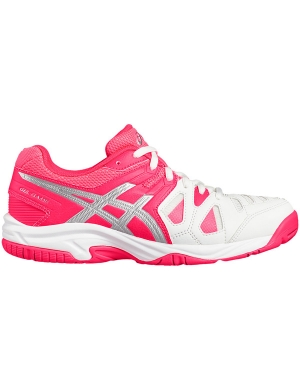 Asics Kids Gel-Game 5 GS White/Pink